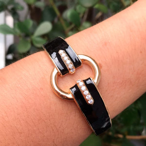 Bracelete Luxury Black