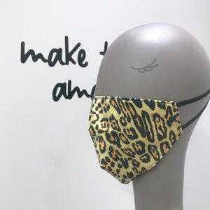 Máscara Facial Animal Print