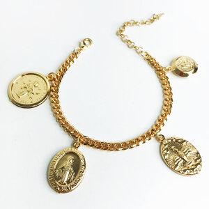 Pulseira Medalhas