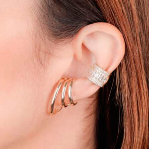 Ear Hook Triplo