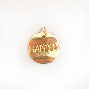 Pingente Happy