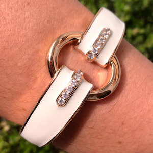Bracelete Luxury White
