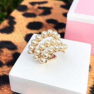 Piercing Falso Multi Pearls (unidade)