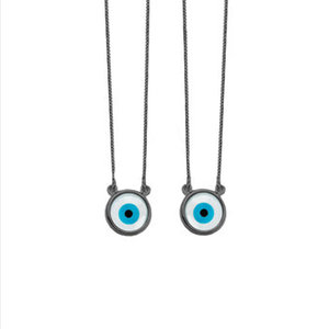 Escapulário Duplo Olho Grego