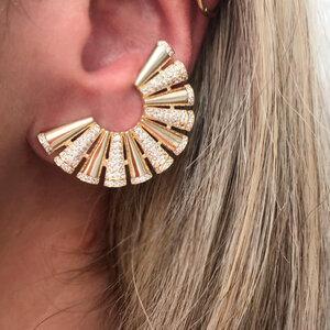 Ear Cuff Leque