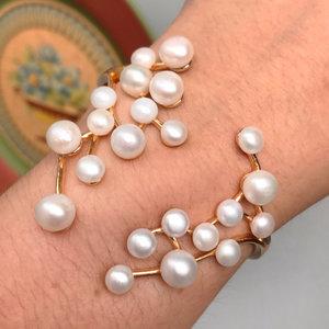 Bracelete Pearls Luxo