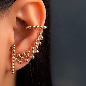 Ear Hook Bolinhas