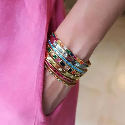 Bracelete Rainbow