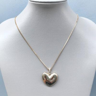 Colar Longo Heart