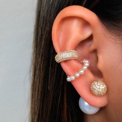Ear Jacket Queen