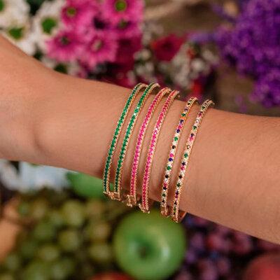 Bracelete Pink