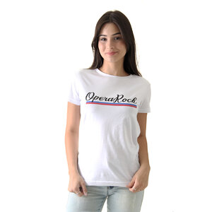 CAMISETA T-SHIRT FEMININA OPERAROCK