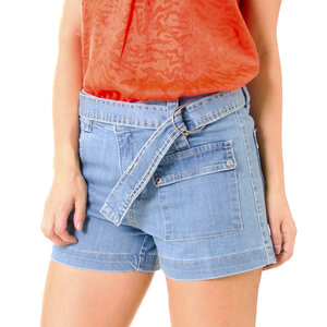 SHORTS JEANS OPERA ROCK MUL POCKET