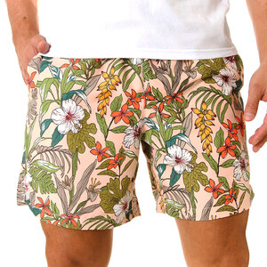 SHORTS OPERA ROCK SWIM FLORES