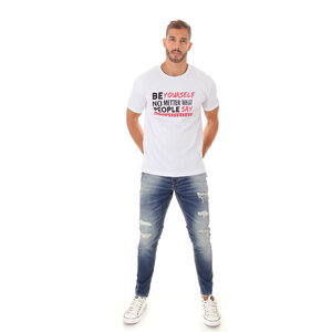 CAMISETA T-SHIRT MASCULINA BE YOURSELF OPERAROK