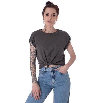 Camiseta Cropped Operarock Nó