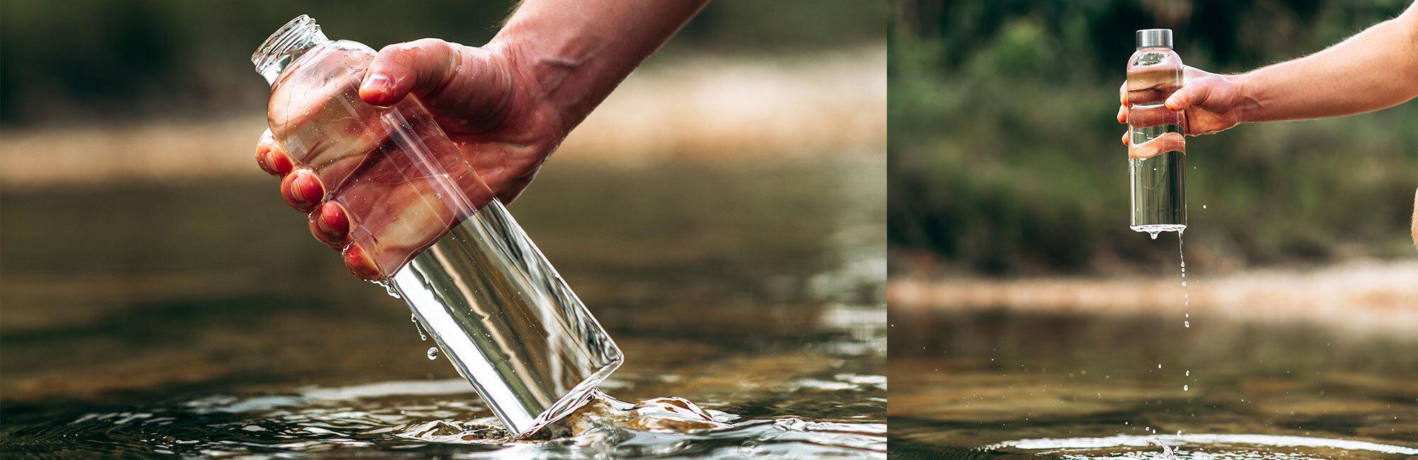 PERFECT WATER - Praticidade e estilo em uma só garrafa. Compre agora!