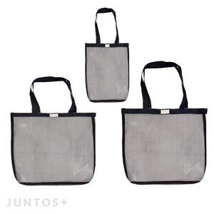Eco Bag Telada P + Eco Bag Telada M + Eco Bag Telada G
