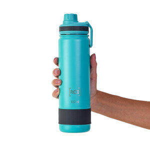 Garrafa Térmica Hydra Bottle 650 ml - Turquesa