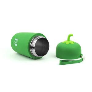 Garrafa Térmica Bento Veggie - Verde