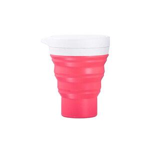 Copo Retrátil Menos 1 Lixo - Pink