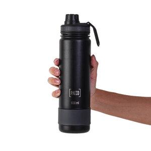Garrafa Térmica Hydra Bottle 650 ml - Preta