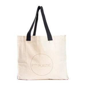 Eco Bag F*** Plastic