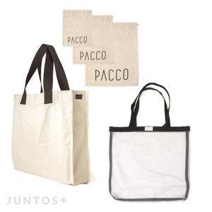 Kit Bella Bag + Eco Bag G + Eco Bag Telada M