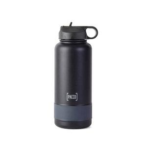 Hydra Bottle 950 ml Preta + Tampa com Canudo