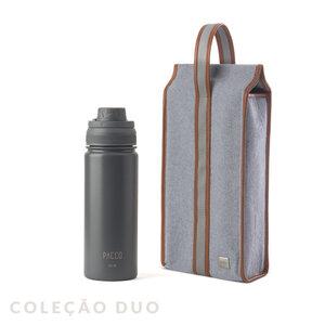 Garrafa Hydra 500 + Wine Bag Dupla