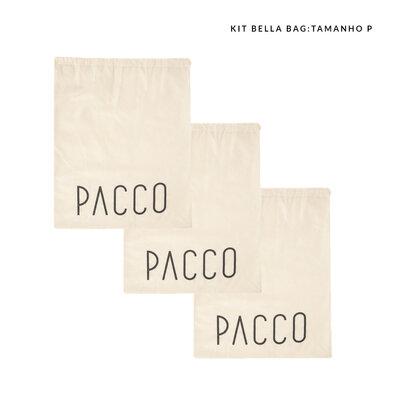 Kit Embalagem Reutilizável - Bella Bag