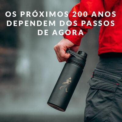 OS PRÓXIMOS 200 ANOS DEPENDEM DOS PASSOS DE AGORA