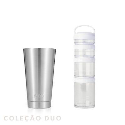 Copo Térmico Beer Cup + Mix Connect