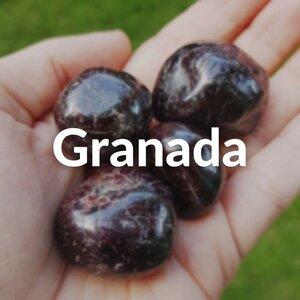 O poder da Pedra Granada