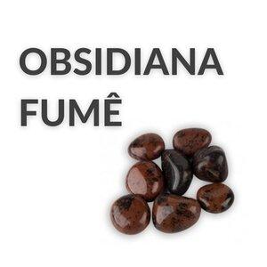 O poder da Obsidiana Fumê