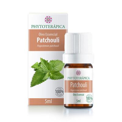 Óleo Essencial Patchouli