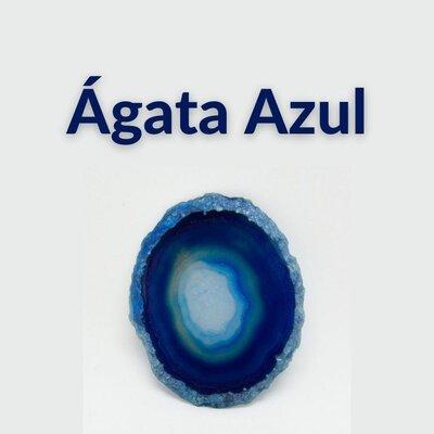O poder da Ágata Azul