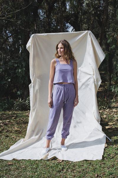 Calça Lilac