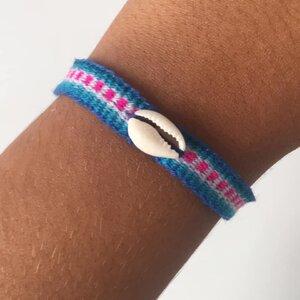 Pulseira/Tornozeleira Indiana Azul