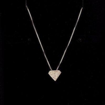 Colar Diamante
