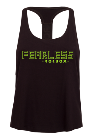 Regata Fearless Preto