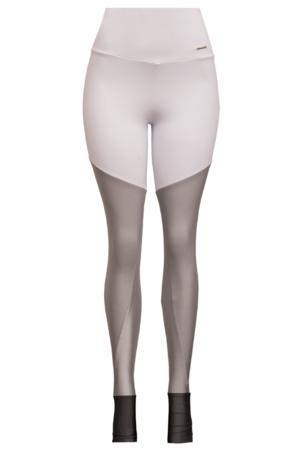 Legging Lunar Silver