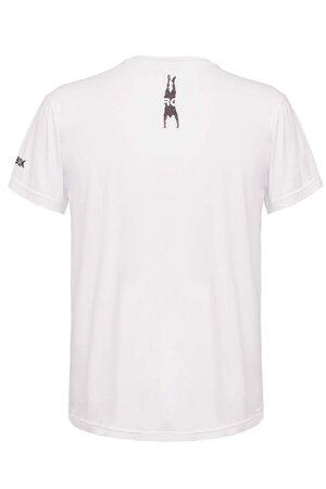 T-shirt Handstand Walk