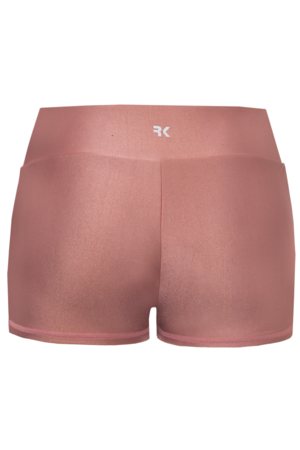Shorts Dupla Face Rosê