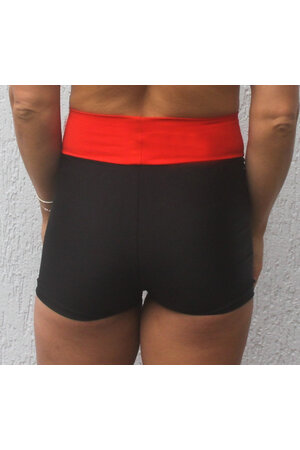 Shorts ROKBOX Red