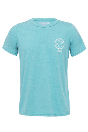 T-Shirt ECO Ride Verde