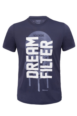 Camiseta Dry Dream Filter Azul