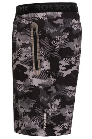Shorts Training Flex Militar Preto