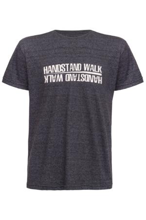 Camiseta Handstand Walk Azul