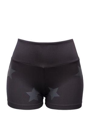 Shorts Estrela Chumbo